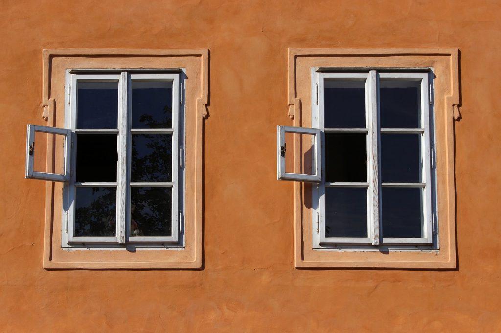 Okna podobne jak homografy