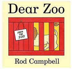 Książeczki po angielsku dla dzieci - Dear Zoo