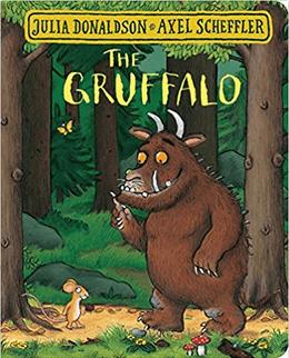 Książeczki po angielsku dla dzieci - The Gruffalo