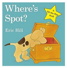 Książki dla dzieci po angielsku - Where's Spot