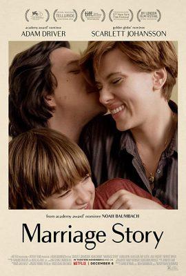 Filmy po angielsku - plakat filmu Historia malżeńska